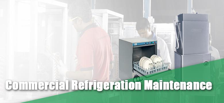 Commercial Dishwasher Maintenance