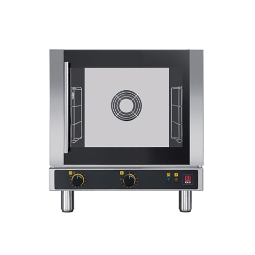 EKA EKFA412-AL Half Size Countertop Manual Electric Convection Oven - 1Ph, 208V