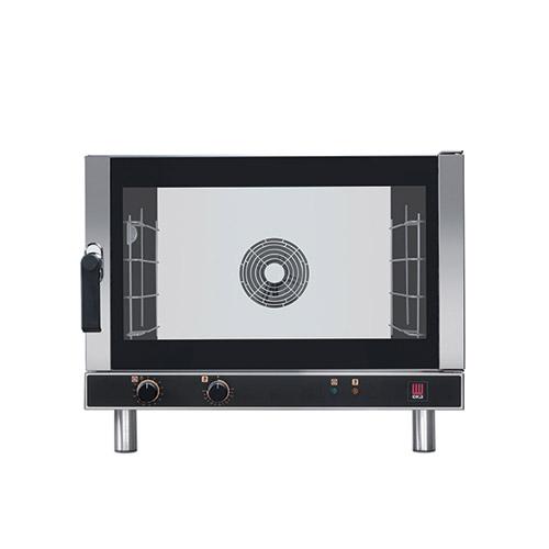 EKA EKFA464-AL Full Size Countertop Manual Electric Convection Oven - 3Ph, 208V