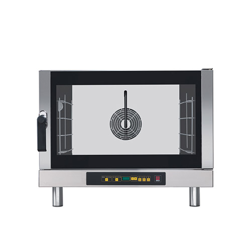 EKA EKFA464-DALUD Full Size Countertop Digital Electric Convection Oven With Humidity - 3Ph, 240V