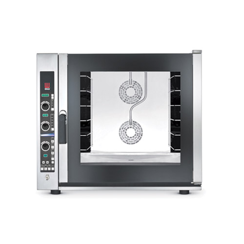 EKA EKFA664-EUD Full Size Digital Electric Convection Oven With Humidity - 3Ph, 240V