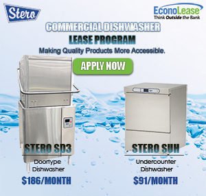 Commercial Dishwasher Vancouver Stero Commercial Dishwasher