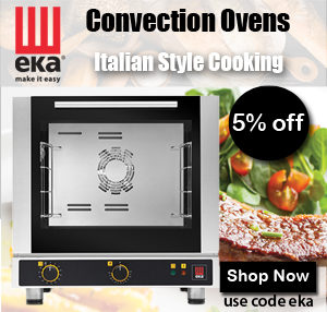 Commercial Oven Vancouver EKA Convection Oven