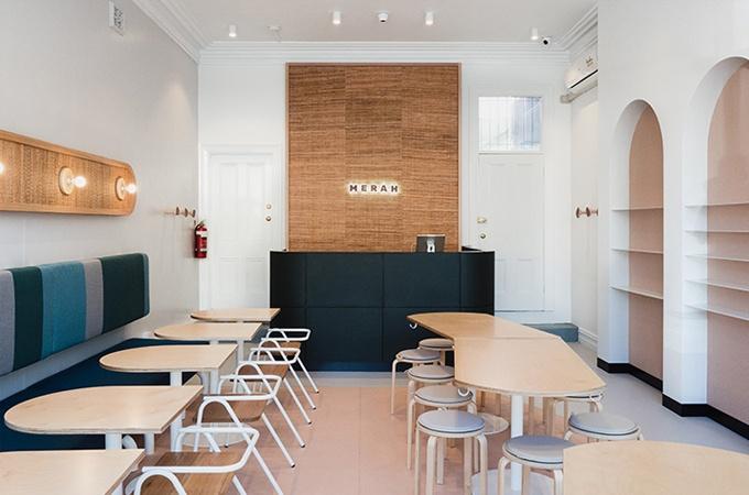 Restaurant design trends vortex equipment