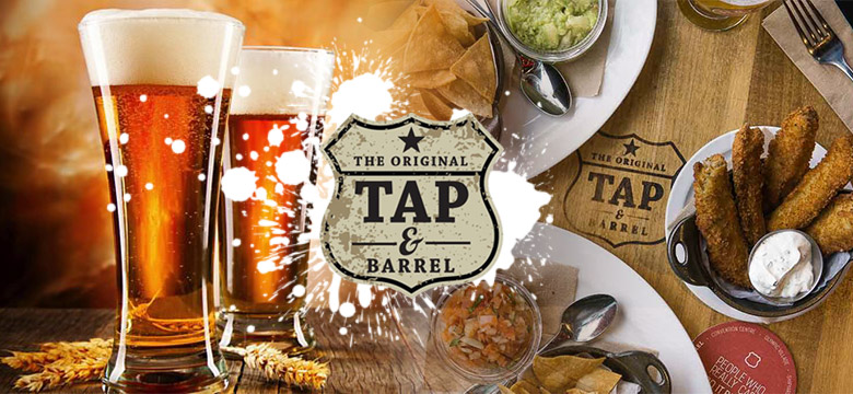 Tap and Barrel Vancouver