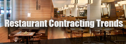 Restaurant Contracting Trends