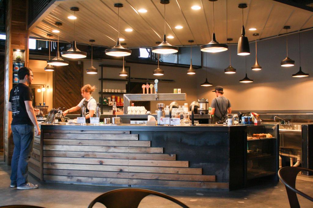 Coffee Shop Design Trends 2018 - Vortex Restaurant Equipment