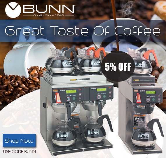 Buy Bunn Commercial Coffee Brewer Vancouver