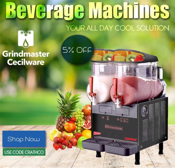 Shop Crathco Commercial Beverage Dispenser For Sale