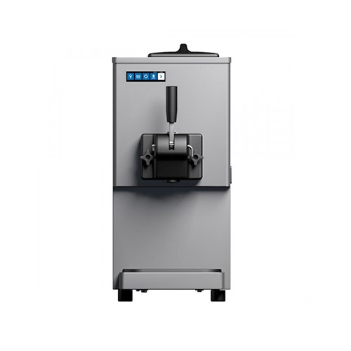 Gel Matic SC-EASY-1GR Countertop Soft Serve Ice Cream Machine With One Hopper