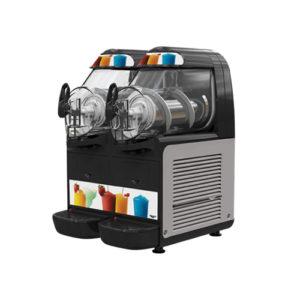 Vollrath VCBA128-37 1 Gallon Slushy Machine With 2 Hopper