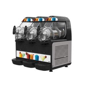 Vollrath VCBA168-37 1 Gallon Slushy Machine With 3 Hopper