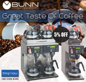 Coffee Brewer Vancouver Bunn Coffee Brewer