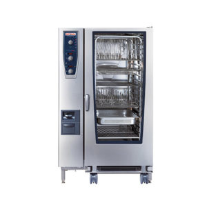 Rational CombiMaster 202-G 20 Pan Full Size Gas Combi Oven