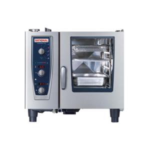 Rational CombiMaster 61-G 6 Pan Half Size Gas Combi Oven