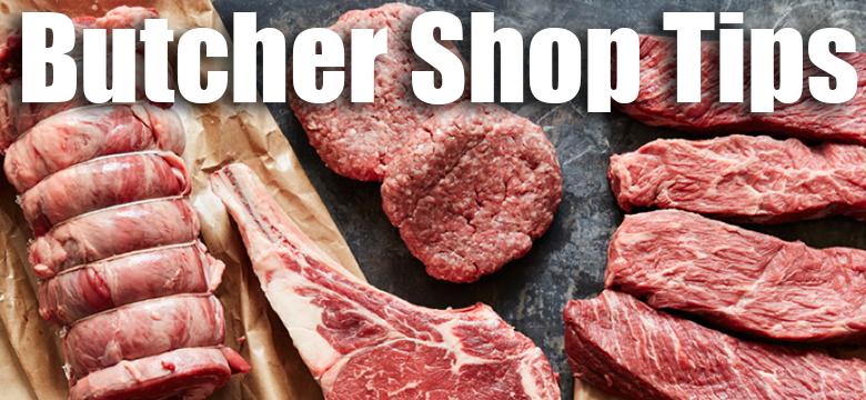 Butcher Shop Business Tips