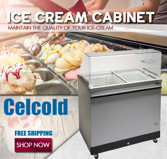 Shop Celco Ice Cream Dipping Cabinet Vancouver
