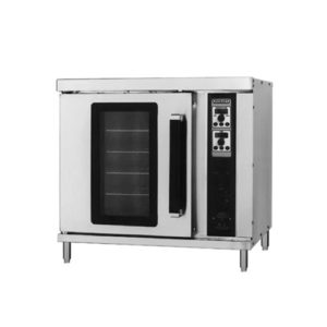 Hobart HEC20 Single Deck Half Size Electric Convection Oven