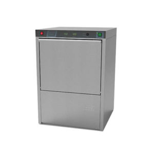 Moyer Diebel 501HT-70 High Temperature 25 Racks / Hour Undercounter Dishwasher With 70 Degree Rise Booster