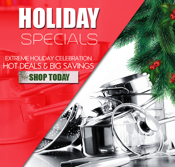 Restaurant Equipment Holiday Special Vancouver Canada