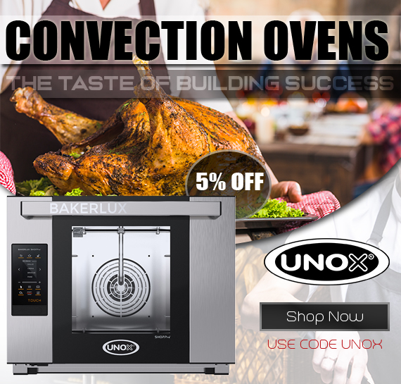 Choose Unox Commercial Convection Ovens Vancouver