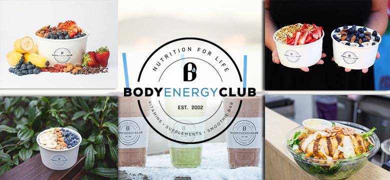 Body Energy Club Vancouver