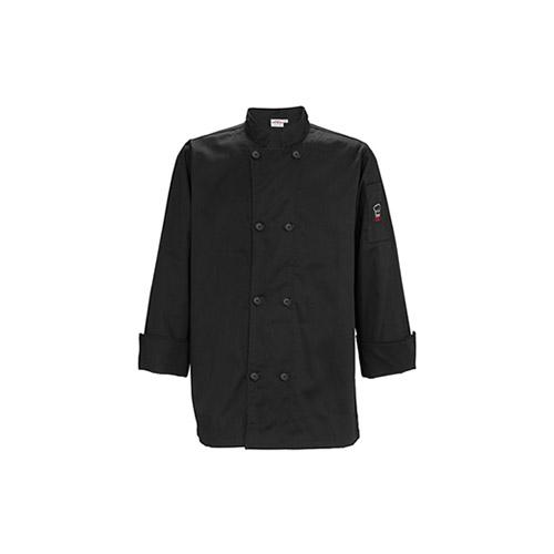Man chef jacketchef jacket kitchen jacket workjacket in excellent quality poplin