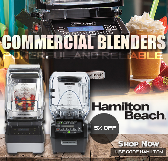 Shop Hamilton Beach Commercial Blenders