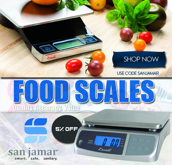 Shop San Jamar Commercial Food Scales