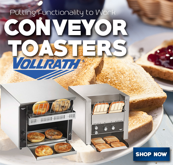 Vollrath Conveyor Toasters Shop Vancouver