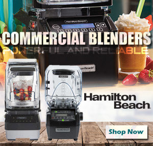 Hamilton Beach Commercial Blender Vancouver BC Canada