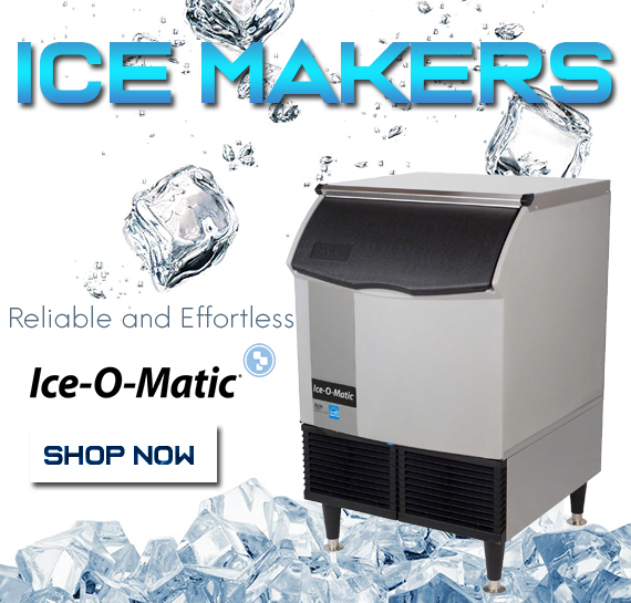 Shop Ice-O-Matic Commercial Ice Machines Vancouver BC Canada