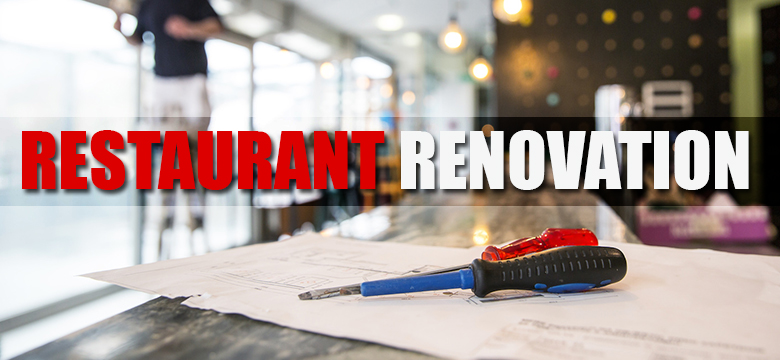 Restaurant Renovation Trends