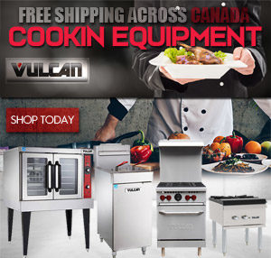 Vulcan Cooking Equipment Vancouver BC Canada