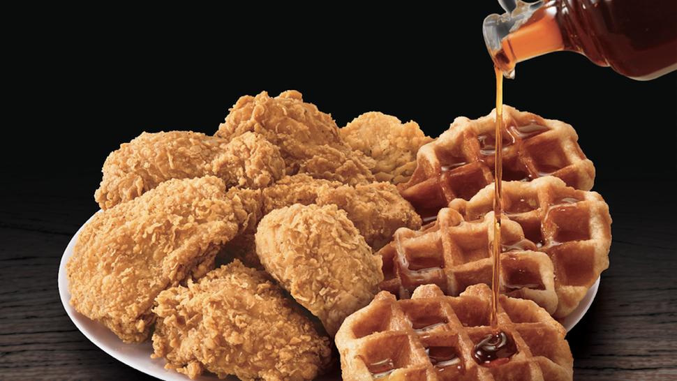 Waffle Chicken