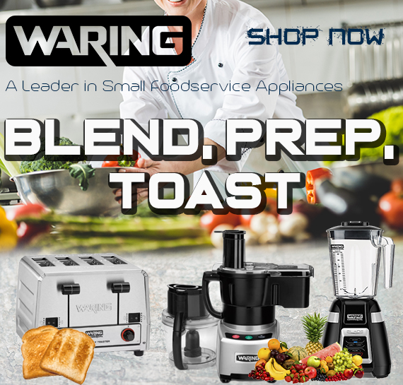 Shop Waring Food Preparation Equipment Vancouver BC