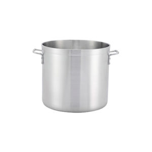 Winco ALHP-100 100 Qt Extra Heavy Aluminum Precision Stock Pot