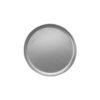 """Winco APZC-16 16"""" Aluminum Coupe Pizza Pan"""