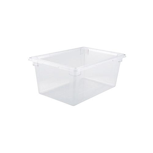 Winco PFSF-12 Full Size Clear Food Storage Box - 9