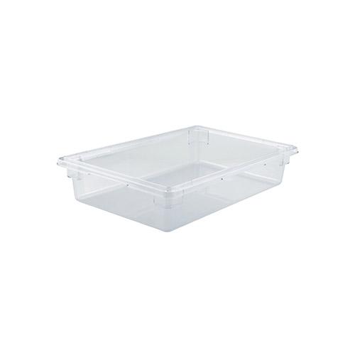 Winco PFSF-6 Full Size Clear Food Storage Box - 6