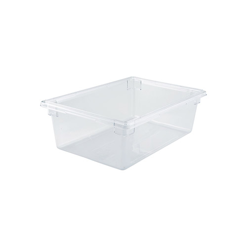 Winco PFSF-9 Full Size Clear Food Storage Box - 9
