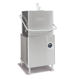 Hobart AM15-1 Low Temperature 58 Racks / Hour Door Type Dishwasher