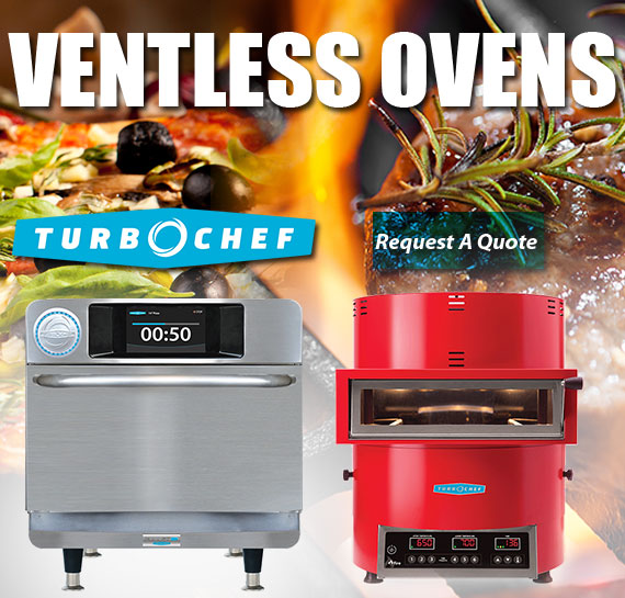 TurboChef Hi-Speed Impingement Cooking Ventless Oven Vancouver BC
