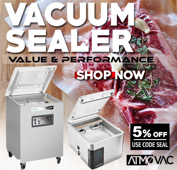 Atmovac Vacuum Packaging Machine Vancouver