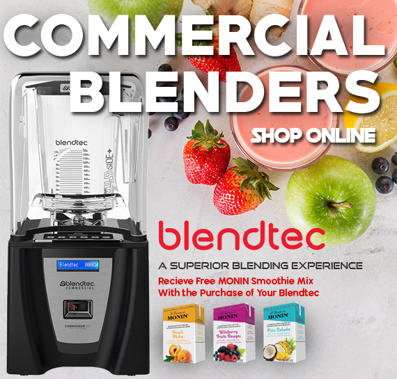Buy Blendtec Commercial Blender and Get Free Product Deal in Vancouver
