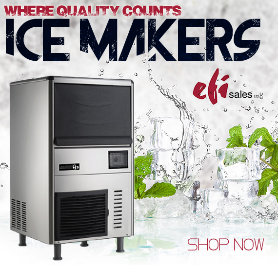 EFI Commercial Ice Machine Vancouver BC