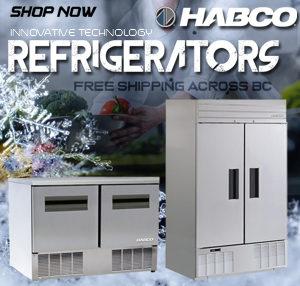 Habco Commercial Refrigeration Vancouver BC Canada