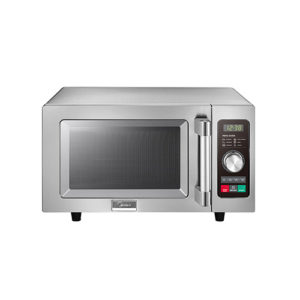 Midea 1025F2A 1000 Watts Dial And Push Button Moderate Duty Commercial Microwave Oven