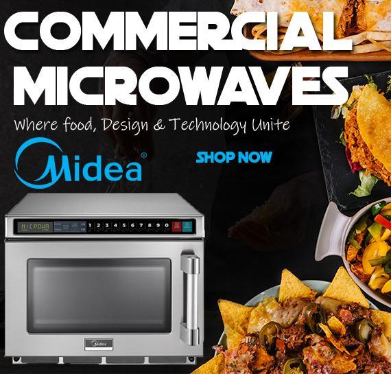 Shop Midea Commercial Microwave Vancouver BC