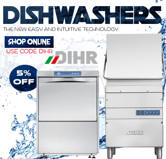 Shop DIHR Commercial Dishwashers Vancouver Canada